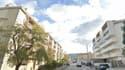Le quartier des Marronniers à Marseille