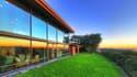 Vue de la demeure mise en vente par Satya Nadella