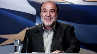 Tryfon Alexiadis a pris ses fonctions le 17 juillet dernier