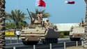 Soldats et véhicules blindés ont quitté samedi la place de la Perle à Manama, la capitale de Bahreïn, quelques heures après un appel au dialogue lancé par le roi Hamad Ibn Issa al Khalifa. L'opposition exigeant que l'armée retourne dans ses casernes avant
