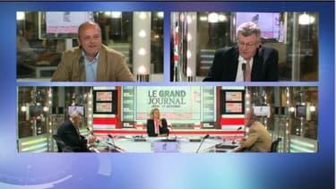 Jean-David Chamboredon rencontre Christian Eckert
