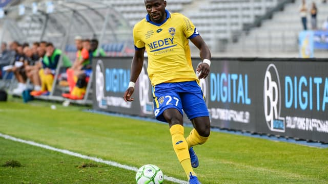 Abdoulaye Sané - Sochaux