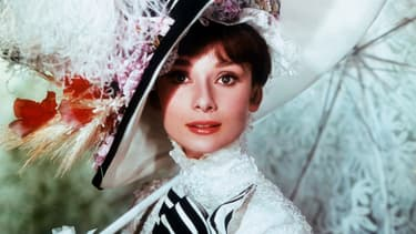 "Audrey Hepburn dans ""My Fair Lady"""