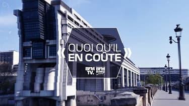 """L'émission """"Quoiqu'il en coûte"""" sur BFMTV et BFM Business"""