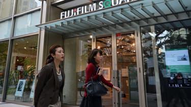 Fujifilm va tailler dans les effectifs de sa co-entreprise Fuji Xerox.