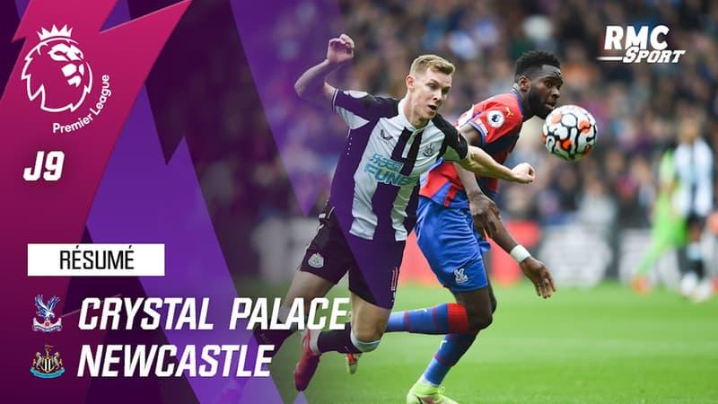 Résumé : Crystal Palace 1-1 Newcastle – Premier League (J9)