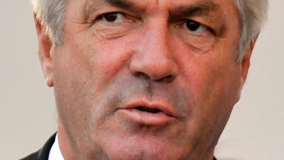 Le ministre de la Fonction publique, François Sauvadet.