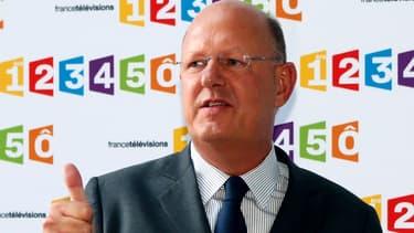 """Rémy Pflimlin a dit être """"intéressé"""" par un nouveau mandat"""