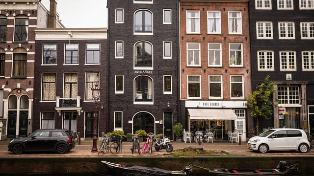 Amsterdam (Photo d'illustration).