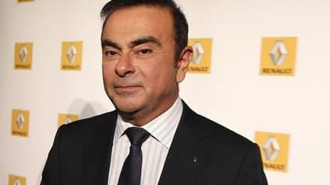 Carlos Ghosn espère reprendre la production en Iran