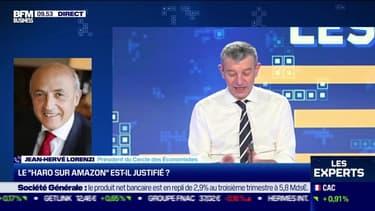 Les Experts: Le moral économique des Français au plus bas - 05/11