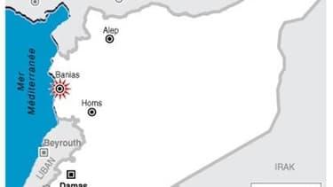 L'ARMÉE SYRIENNE SE DÉPLOIE DANS LA VILLE DE BANIAS