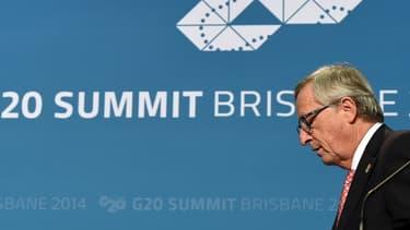 L'affaire LuxLeaks a discrédité le Luxembourgeois Jean-Claude Juncker, présent au sommet du G20 en sa qualité de président de la Commission européenne.