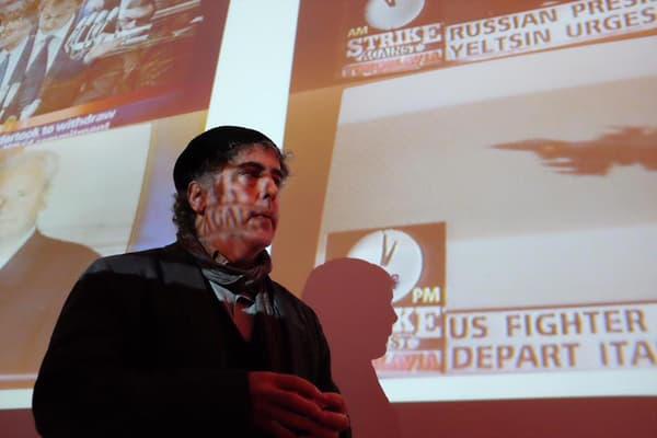 """Ron Haviv présente """"The Lost Rolls"""", à Paris, le 10 novembre."""