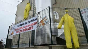 """Sise à Saint-Mars-la-Briere, """"La papeterie du Bourray"""" est l'une des trois usines d'Arjowiggins."""