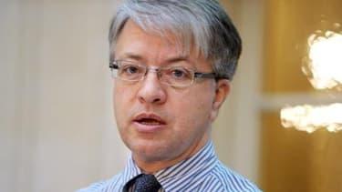 Le directeur général de BNP Paribas, Jean-Laurent Bonnafé.