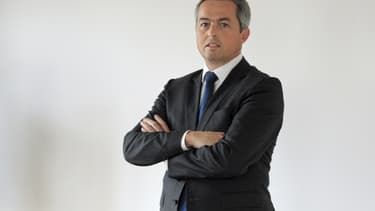 Xavier Martire, président du directoire d'Elis.
