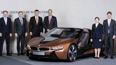 BMW a présenté le 16 mars sa nouvelle stratégie et donné quelques pistes sur ses futurs nouveaux modèles.