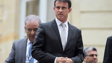 Manuel Valls a indiqué que ces investissements proviendraient du Contrat de Plan Etat-région de Paca.