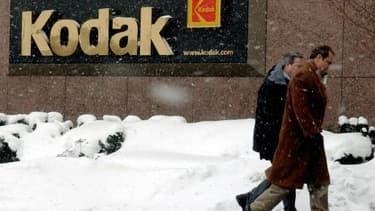 Apple, Microsoft, Google, Samsung et bien d'autres seraient intéressés par les brevets de Kodak.(© Reuters)
