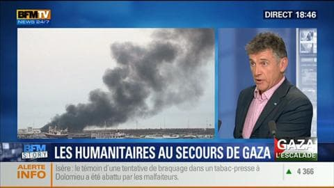 BFM Story: Gaza: le bilan des victimes civiles s'alourdit – 29/07