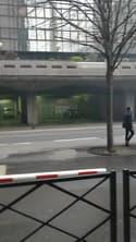 Incendie gare de Lyon - Témoins BFMTV