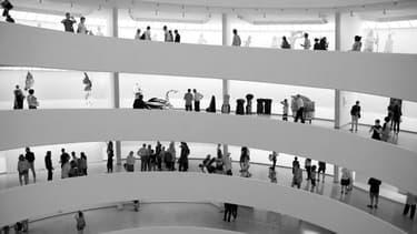Le musée Solomon R. Guggenheim de New York