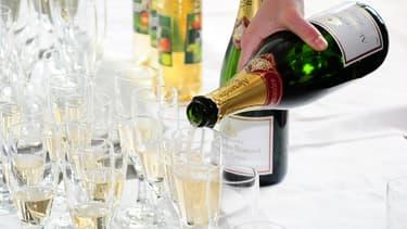 Un Français sur deux envisage de boire trois verres minimum (photo d'illustration).