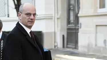Le ministre de l'Éducation nationale, Jean-Michel Blanquer, le 3 janvier 2018