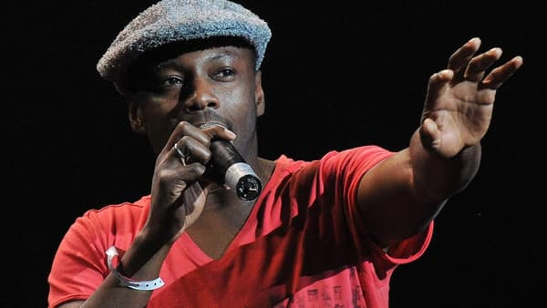 MC Solaar, en concert à La Havane en 2009
