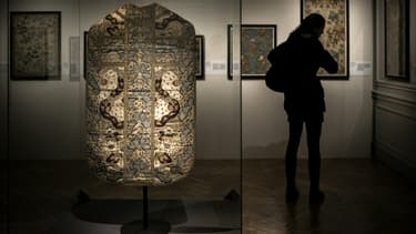 Le musée des tissus de Lyon est menacé de fermeture.