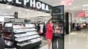 Sephora appartient au groupe de luxe français LVMH.