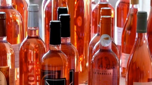 Le rosé de Provence est un champion à l'export.