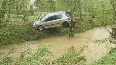 En quelques heures, il est tombé par endroit plus d'un mètre d'eau. Le département de la Haute-Marne a été le plus touché.
