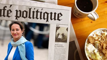 Ségolène Royal fait interdire les décolletés au ministère de l'Ecologie.