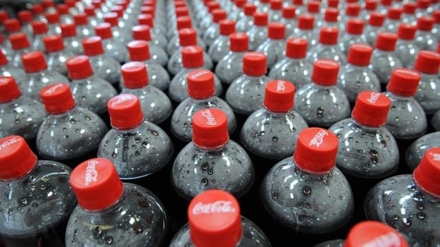 Coca-Cola a investi 20 millions de dollars dans son usine de Gaza.