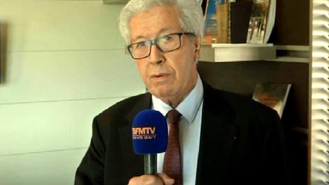 Me André Soulier, l'avocat du cardinal Barbarin.