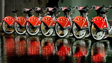 Actuellement, la métropole lyonnaise compte 4000 vélos en libre-service.