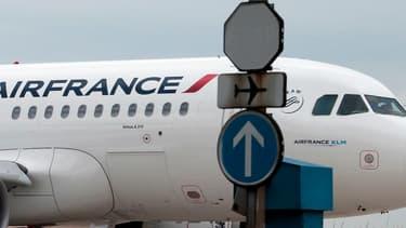 La direction d'Air France s'adresse aux pilotes.