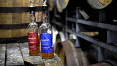 """En 2015, une Indication Géographique (IG) """"Whisky de Bretagne"""" ou """"Whisky Breton"""" a vu le jour."""