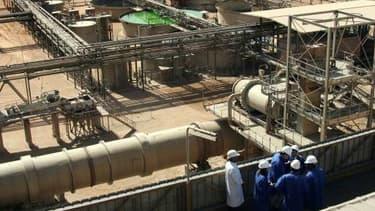 Le Niger constitue environ un tiers des approvisionnements en uranium d'Areva.