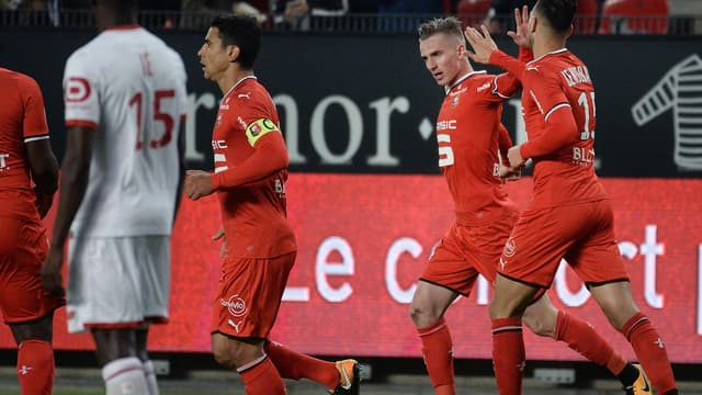 Bourigeaud buteur contre Lille