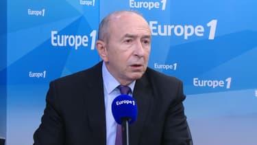 """Gérard Collomb promet l'usage de la force """"la plus modérée possible"""" à Notre-Dame-des-Landes."""