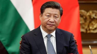 Xi Jinping le président Chinois