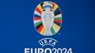 Le logo de l'Euro 2024