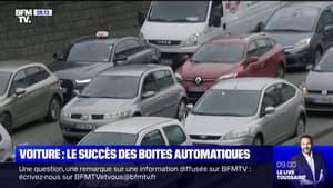 Voitures neuves: les boites automatiques ont désormais plus de succès que les manuelles