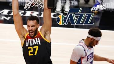 """NBA All-Star Game: """"Je ne vois pas qui peut prendre la place de Gobert"""" soutient Riner"""