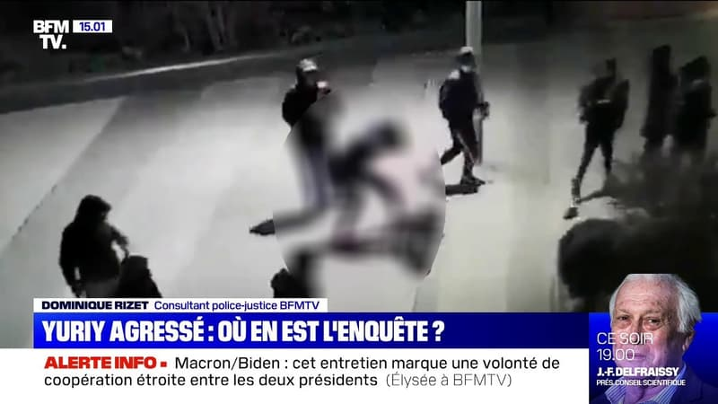 Que sait-on de l'agression de Yuriy à Paris ?