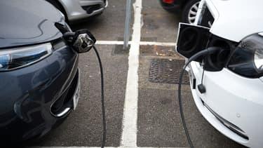 Image d'illustration - Des voitures électriques