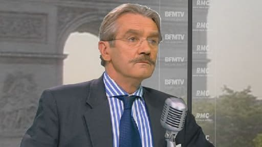 Frédéric Thiriez était l'invité d'Olivier Truchot ce vendredi.